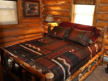 Гестхаус River Trail Log Cabin