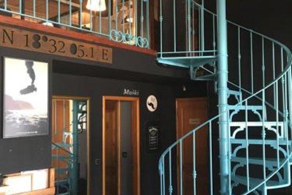 Stanica B&B - Hotel Aurora - фото 9