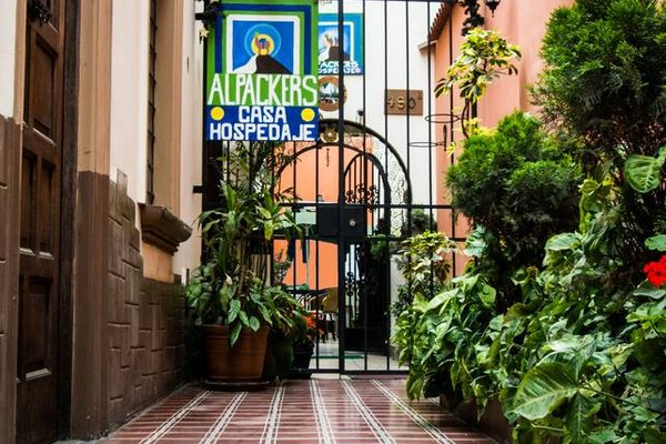 Alpackers - фото 19