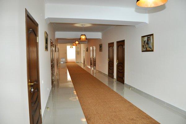 Гостиница Восток - фото 16