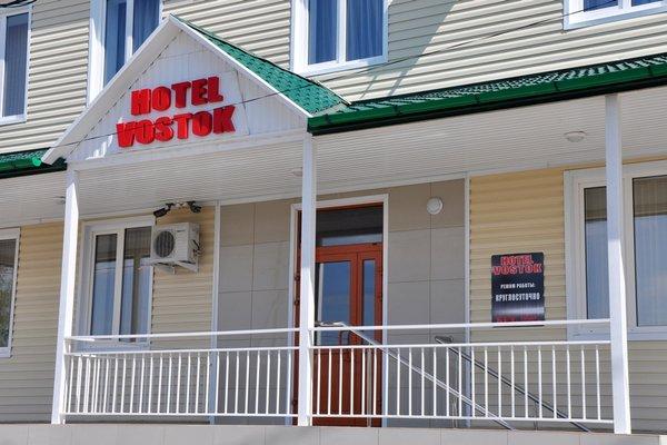 Гостиница Восток - фото 17