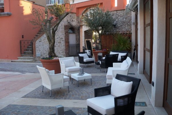 Corte San Luca Apartments - фото 8