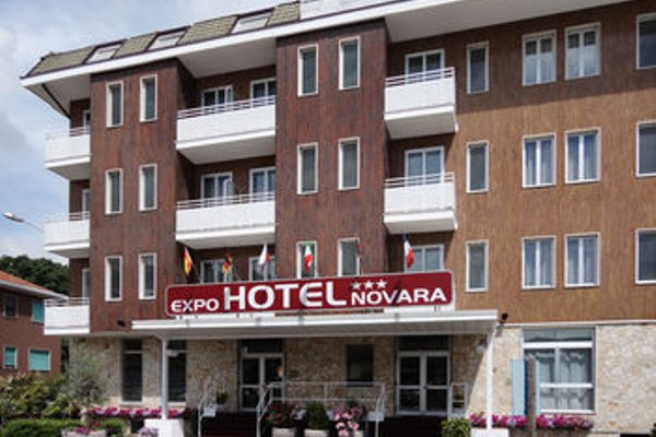 Hotel Novara Expo - фото 22