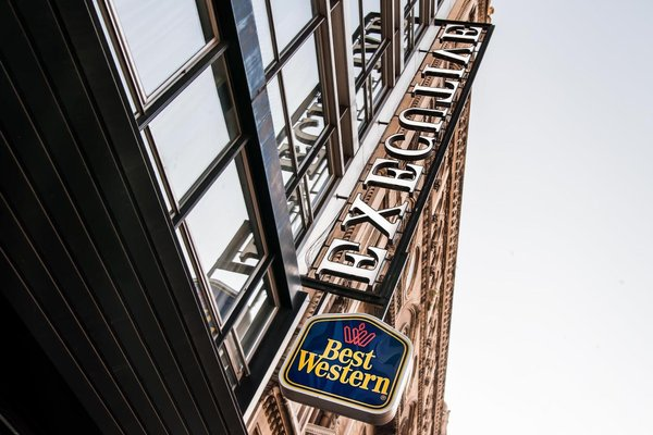 Best Western Executive Business Hotel - фото 23