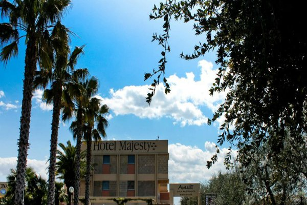 Hotel Majesty Bari - фото 22