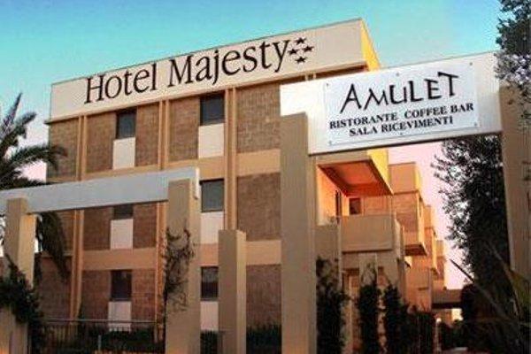 Hotel Majesty Bari - фото 23