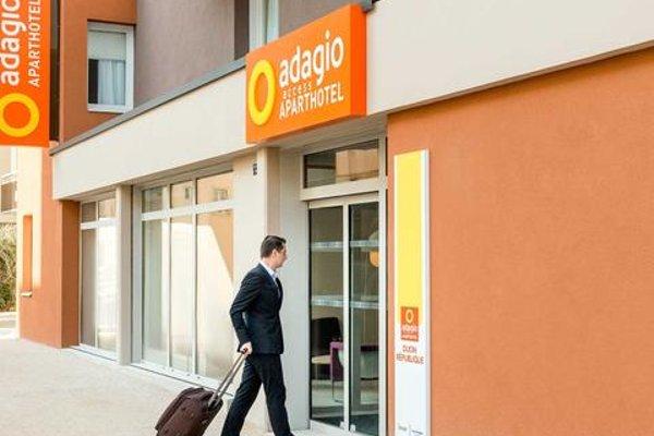 Aparthotel Adagio Access Dijon Republique - 18