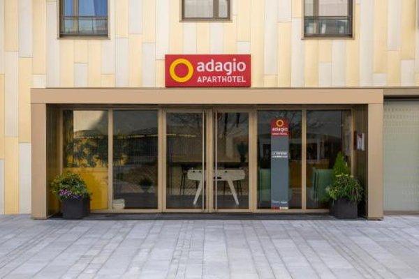 Aparthotel Adagio La Defense Courbevoie - фото 19