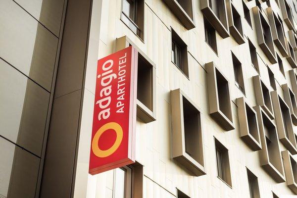 Aparthotel Adagio La Defense Courbevoie - фото 22