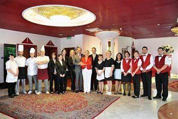 Agora' Palace Hotel - фото 17