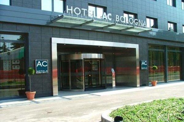 AC Hotel Bologna, a Marriott Lifestyle Hotel - фото 23