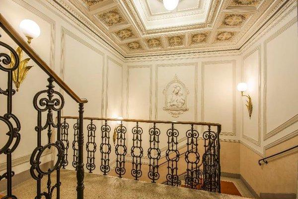 Hotel Corona d'Oro - фото 13