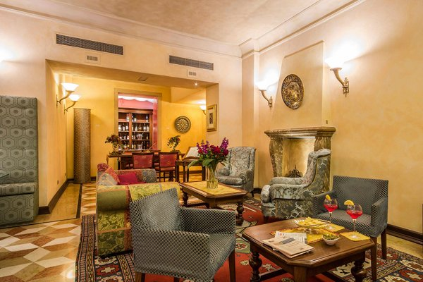 Art Hotel Commercianti - фото 6