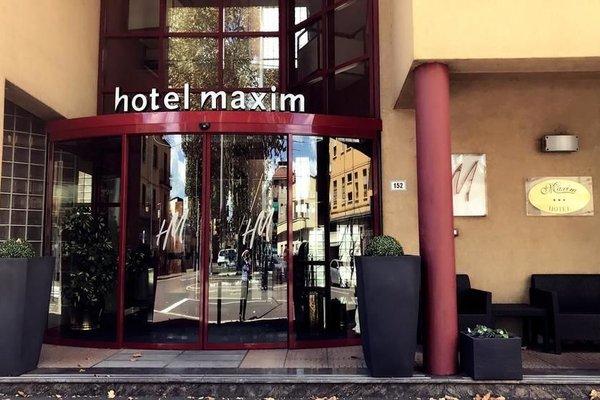 Hotel Maxim - фото 14
