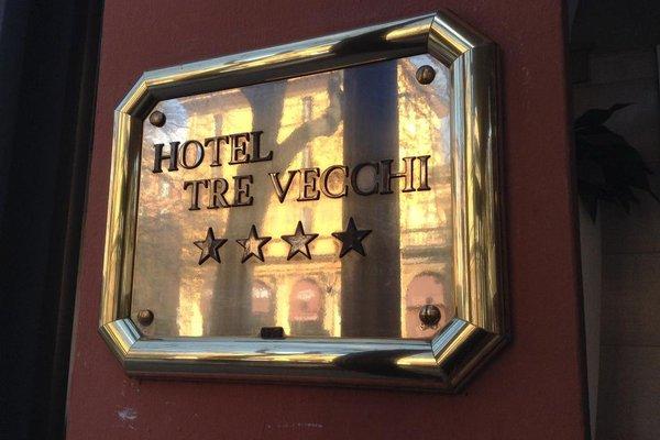 Zanhotel Tre Vecchi - фото 19