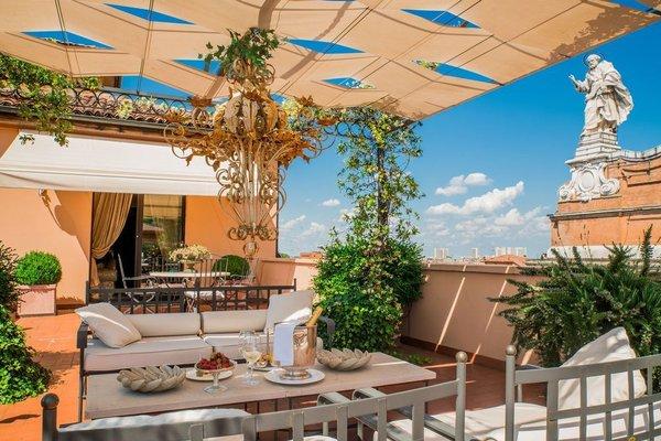 Grand Hotel Majestic gia' Baglioni - фото 12