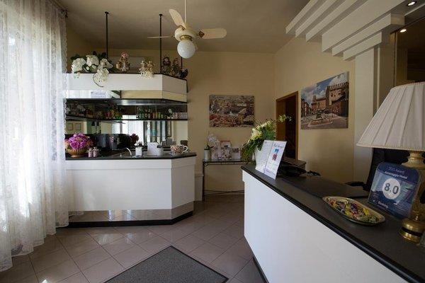 Arcoveggio Hotel - фото 17