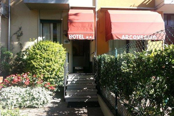 Arcoveggio Hotel - фото 22
