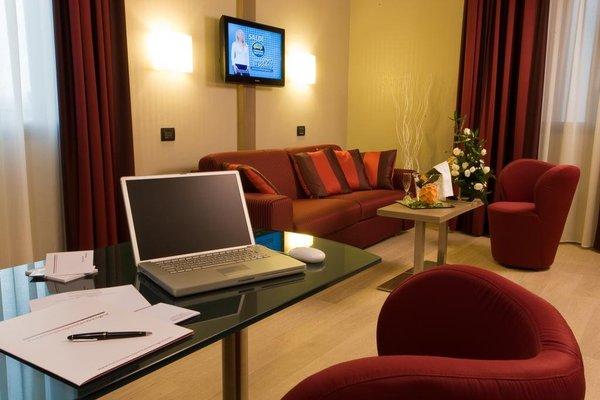 Hotel Cosmopolitan Bologna - фото 5