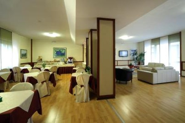 Hotel Cristallo Brescia - фото 18