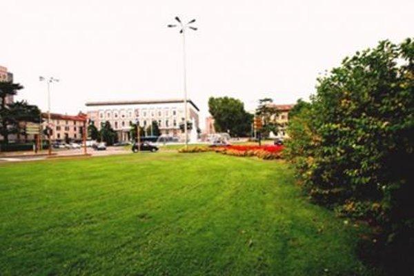 Hotel Cristallo Brescia - фото 23