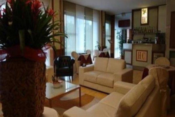Hotel Cristallo Brescia - фото 8