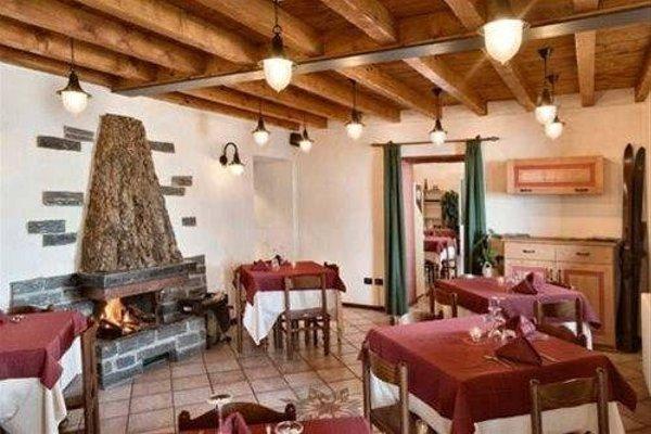 Ristorante Hotel Falchetto - фото 50