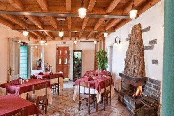 Ristorante Hotel Falchetto - фото 4