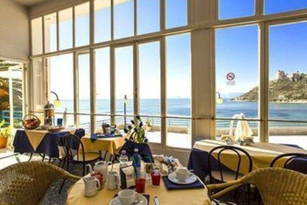 Hotel Ristorante Calamosca - фото 11
