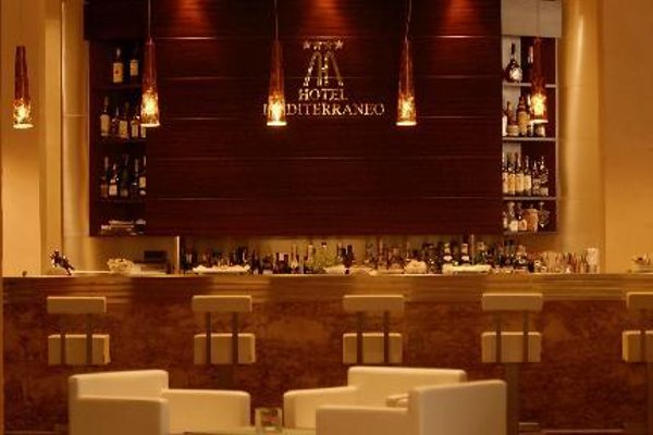 Mediterraneo Hotel Cagliari - фото 7