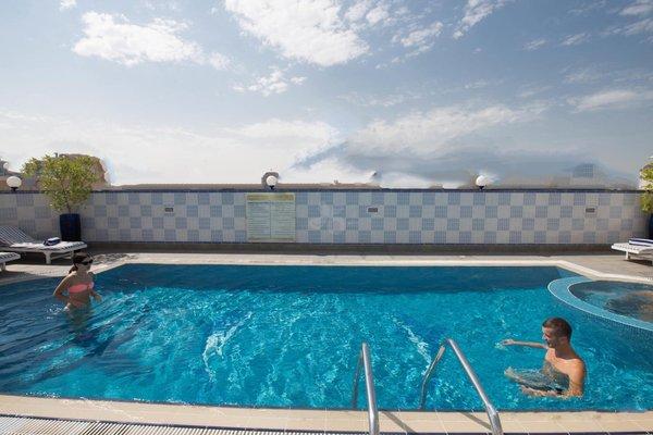 Comfort Inn Hotel Deira - фото 50