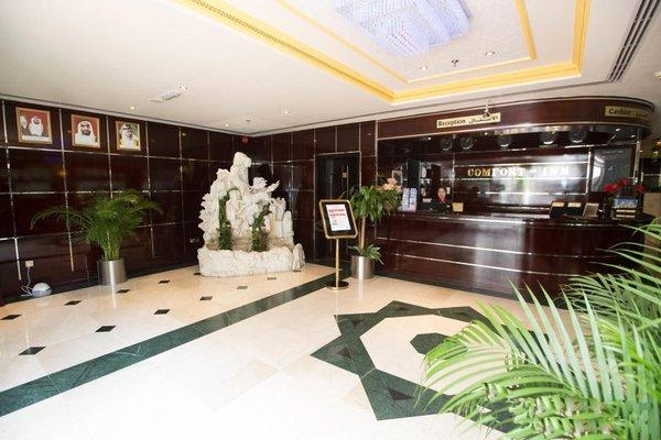 Comfort Inn Hotel Deira - фото 14