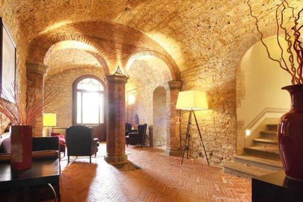 Отель Borgo Scopeto Relais - фото 11