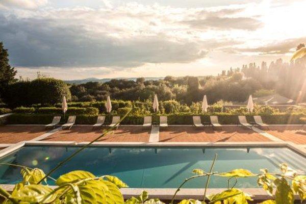 Отель Borgo Scopeto Relais - фото 20