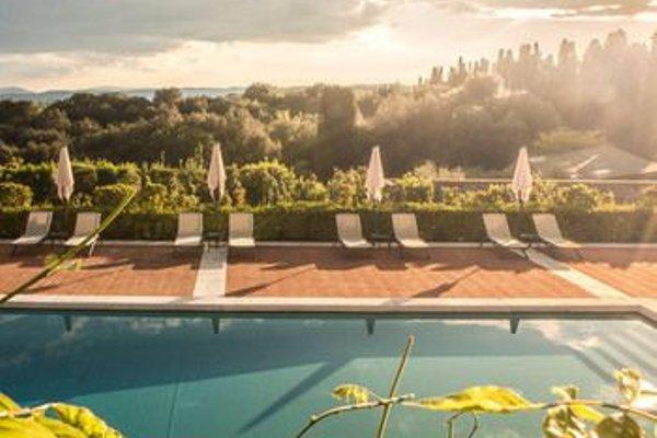 Отель Borgo Scopeto Relais - фото 21