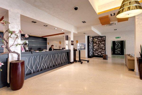 Plaza Hotel Catania - фото 16