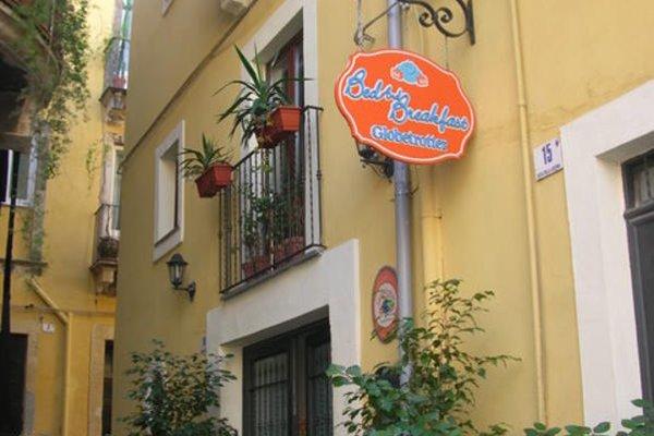 B&B Globetrotter Catania - фото 23