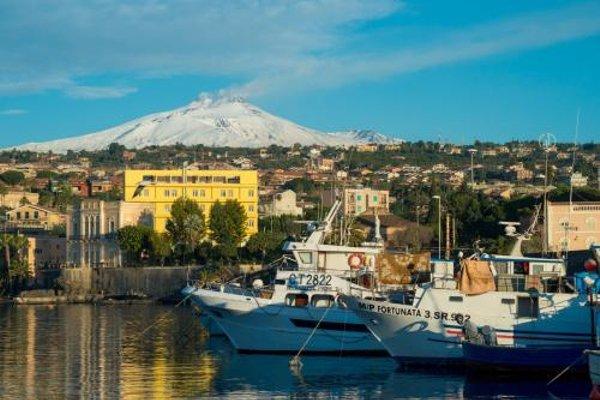 Hotel Catania Ognina - фото 18