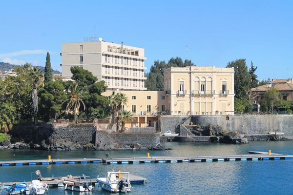 Hotel Catania Ognina - фото 20