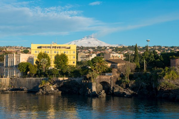 Hotel Catania Ognina - фото 23