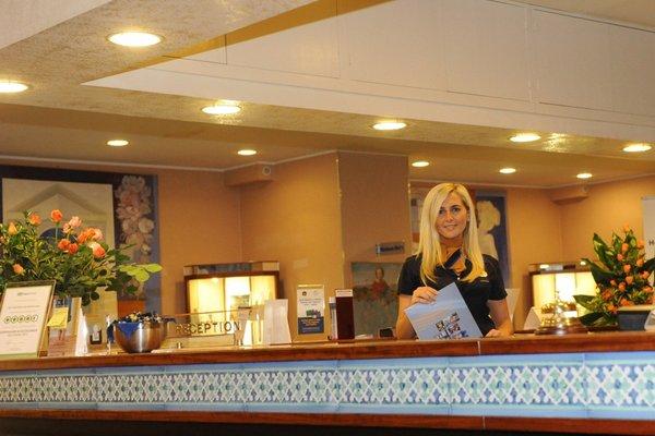 Best Western Hotel Mediterraneo - фото 17