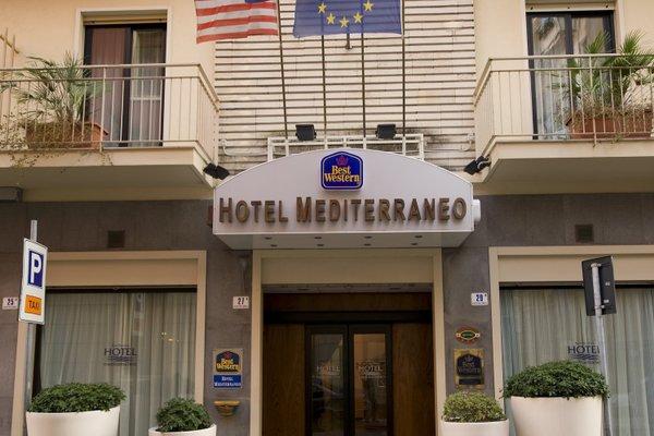 Best Western Hotel Mediterraneo - 23