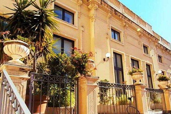 Hotel Residence Villa Cibele - фото 16