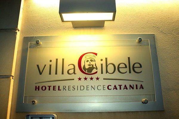 Hotel Residence Villa Cibele - фото 11