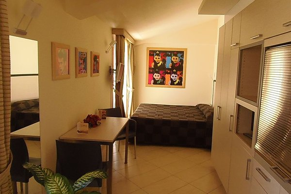Hotel Residence Villa Cibele - фото 5