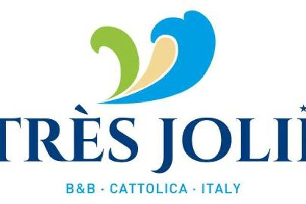 Отель Tres Jolie B&B - 14