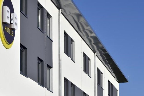 B&B Hotel Hamburg-Nord - фото 12