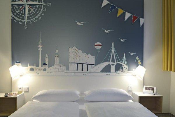B&B Hotel Hamburg-Nord - фото 4