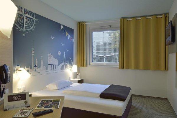 B&B Hotel Hamburg-Nord - фото 5