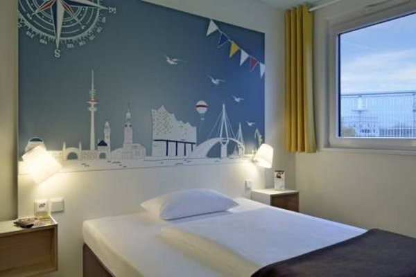 B&B Hotel Hamburg-Nord - фото 7